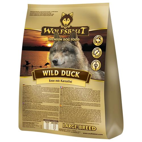 (7,50 EUR/kg) Wolfsblut Wild Duck Large Breed 2 kg