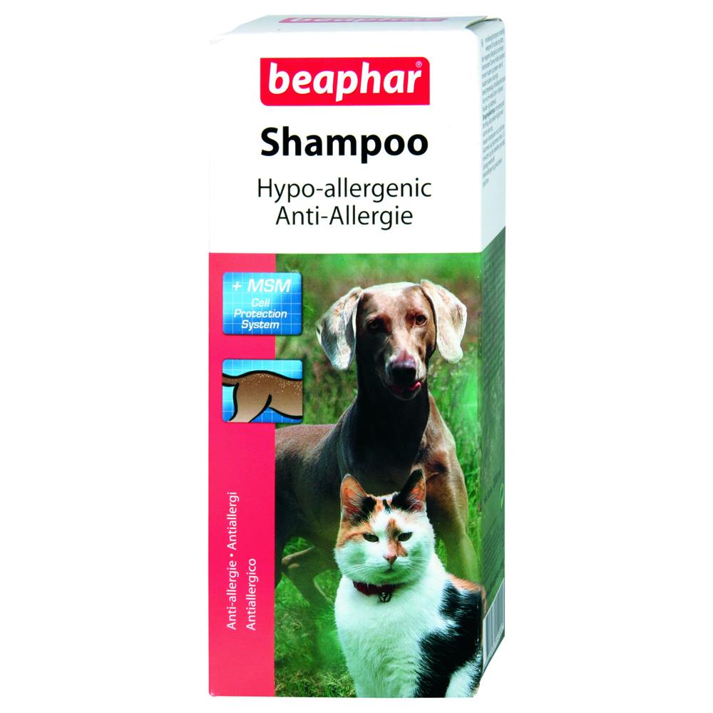 beaphar anti allergie shampoo f r hunde 200 ml. Black Bedroom Furniture Sets. Home Design Ideas