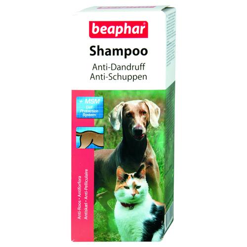 beaphar anti schuppen shampoo f r hunde 200 ml. Black Bedroom Furniture Sets. Home Design Ideas