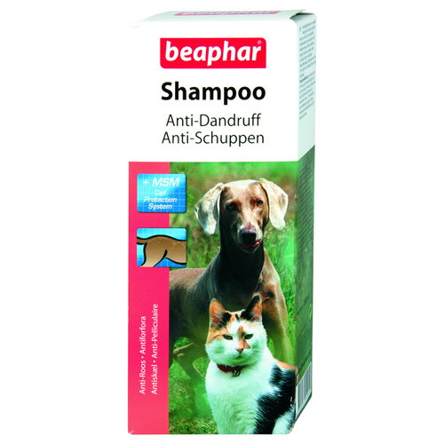 beaphar anti schuppen shampoo f r katzen 200 ml. Black Bedroom Furniture Sets. Home Design Ideas