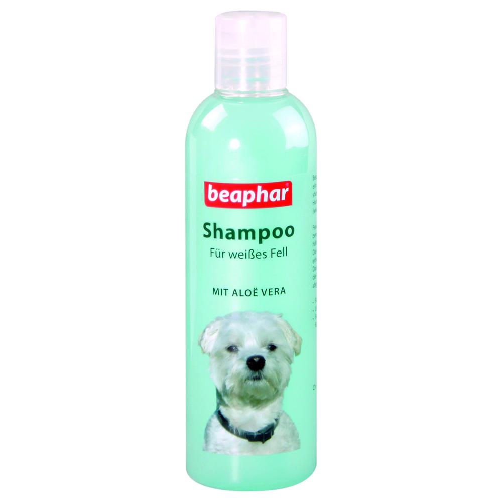 beaphar hunde shampoo f r wei es fell 250 ml. Black Bedroom Furniture Sets. Home Design Ideas