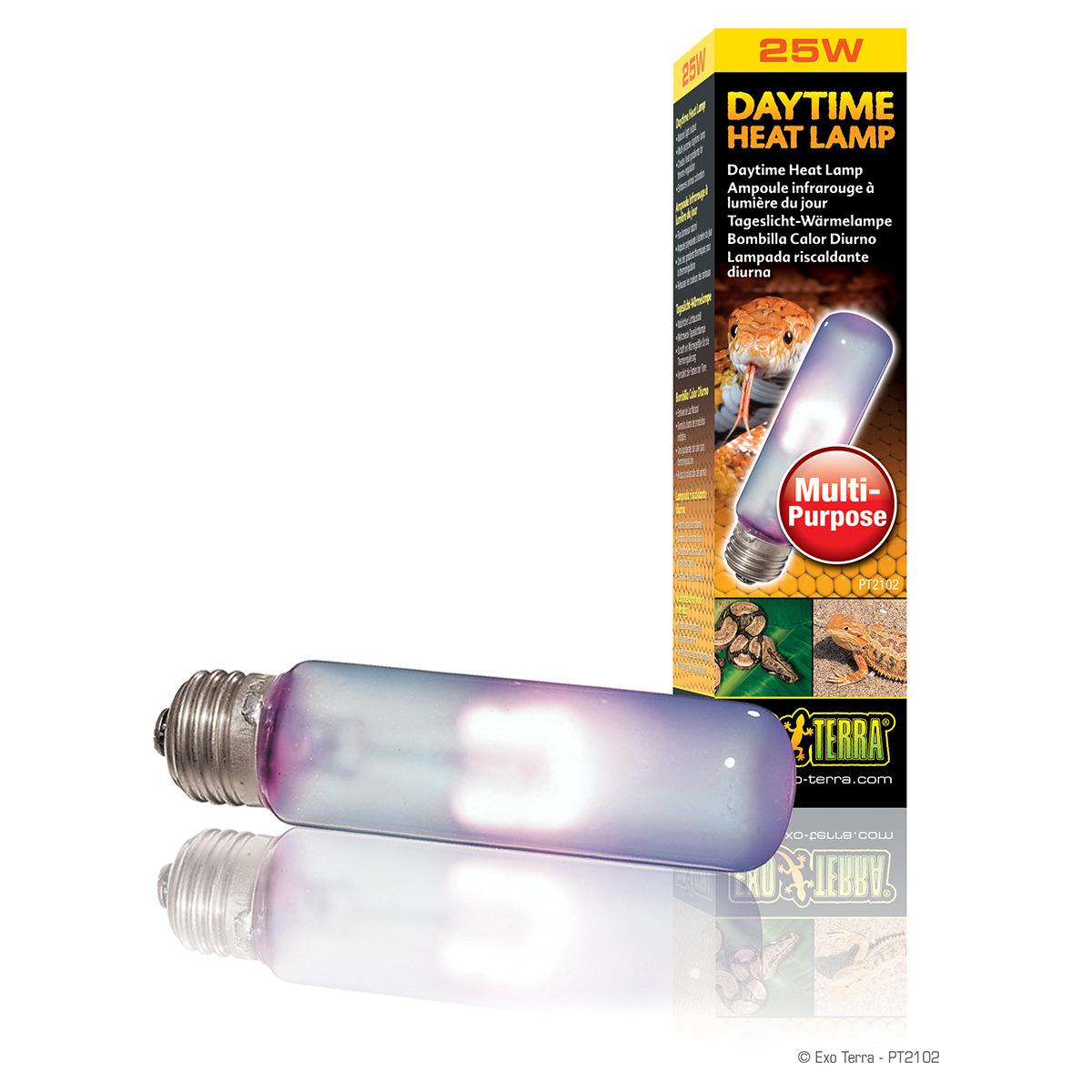 Exo Terra Daytime Heat Lamp Neodymium Tageslichtlampe