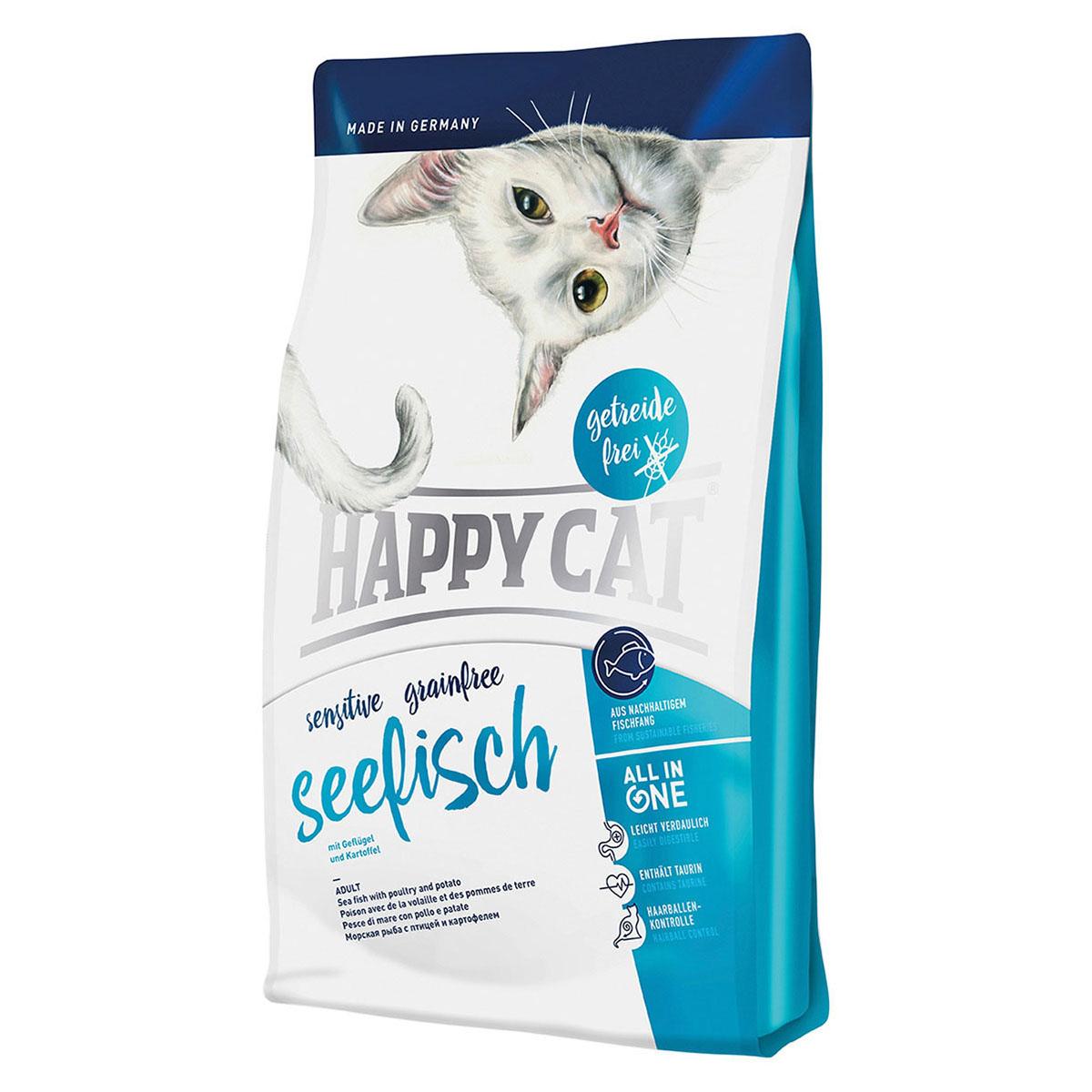 Happy Cat Seefisch
