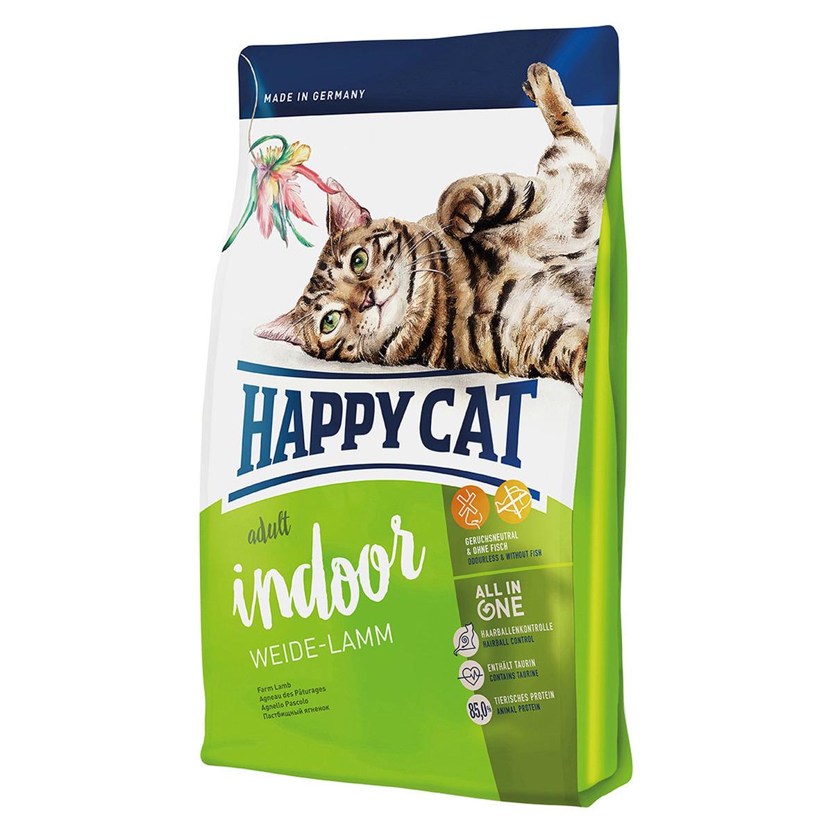 Happy Cat Trockenfutter  Kg