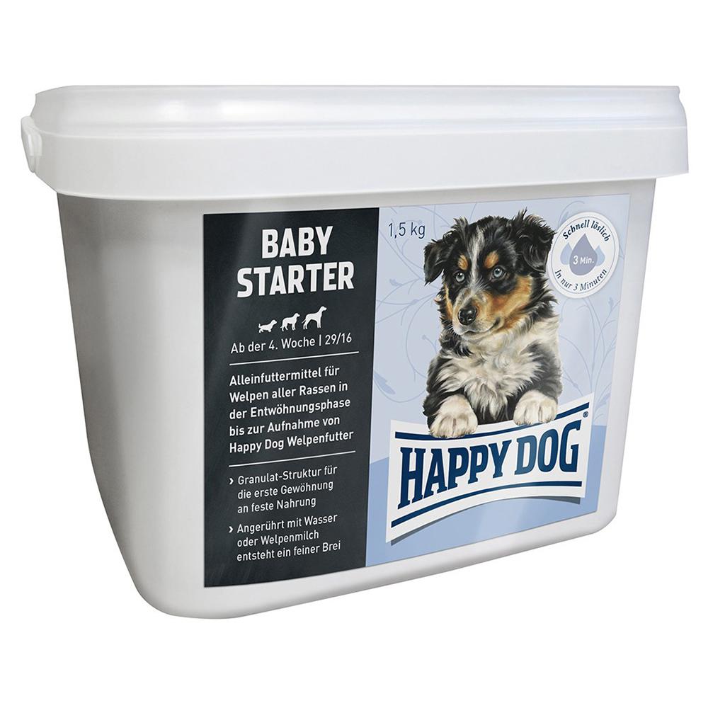 happy dog baby starter 4 kg. Black Bedroom Furniture Sets. Home Design Ideas