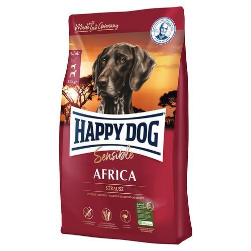 happy dog supreme sensible africa 12 5 kg. Black Bedroom Furniture Sets. Home Design Ideas