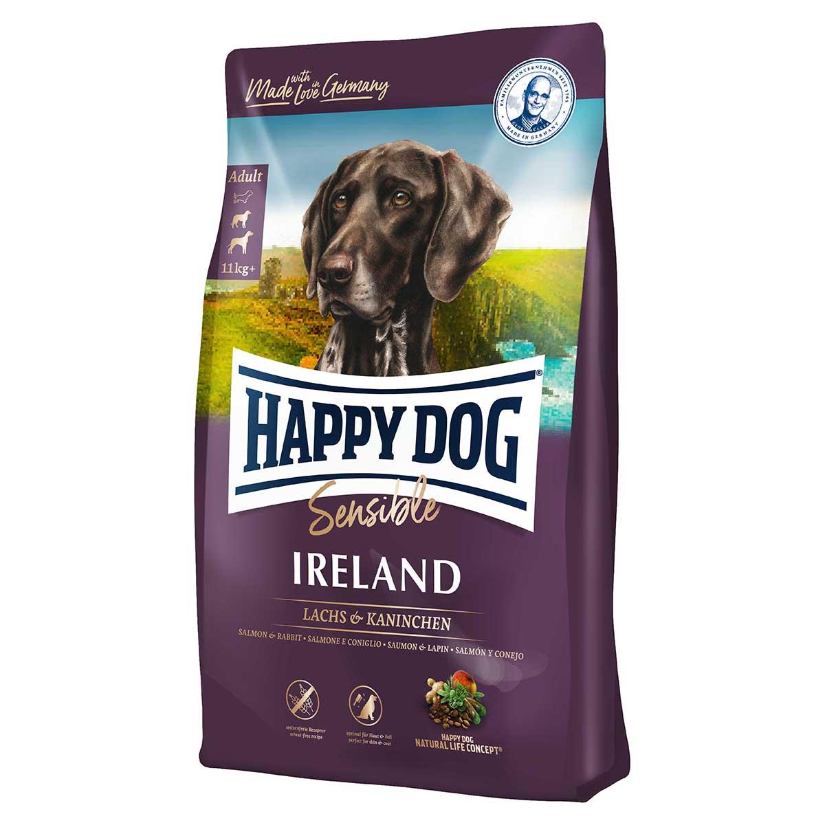 happy dog supreme sensible irland 4 kg. Black Bedroom Furniture Sets. Home Design Ideas