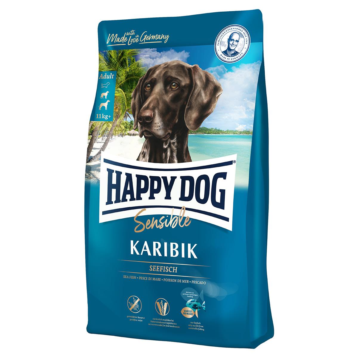 happy dog supreme sensible karibik 4 kg. Black Bedroom Furniture Sets. Home Design Ideas