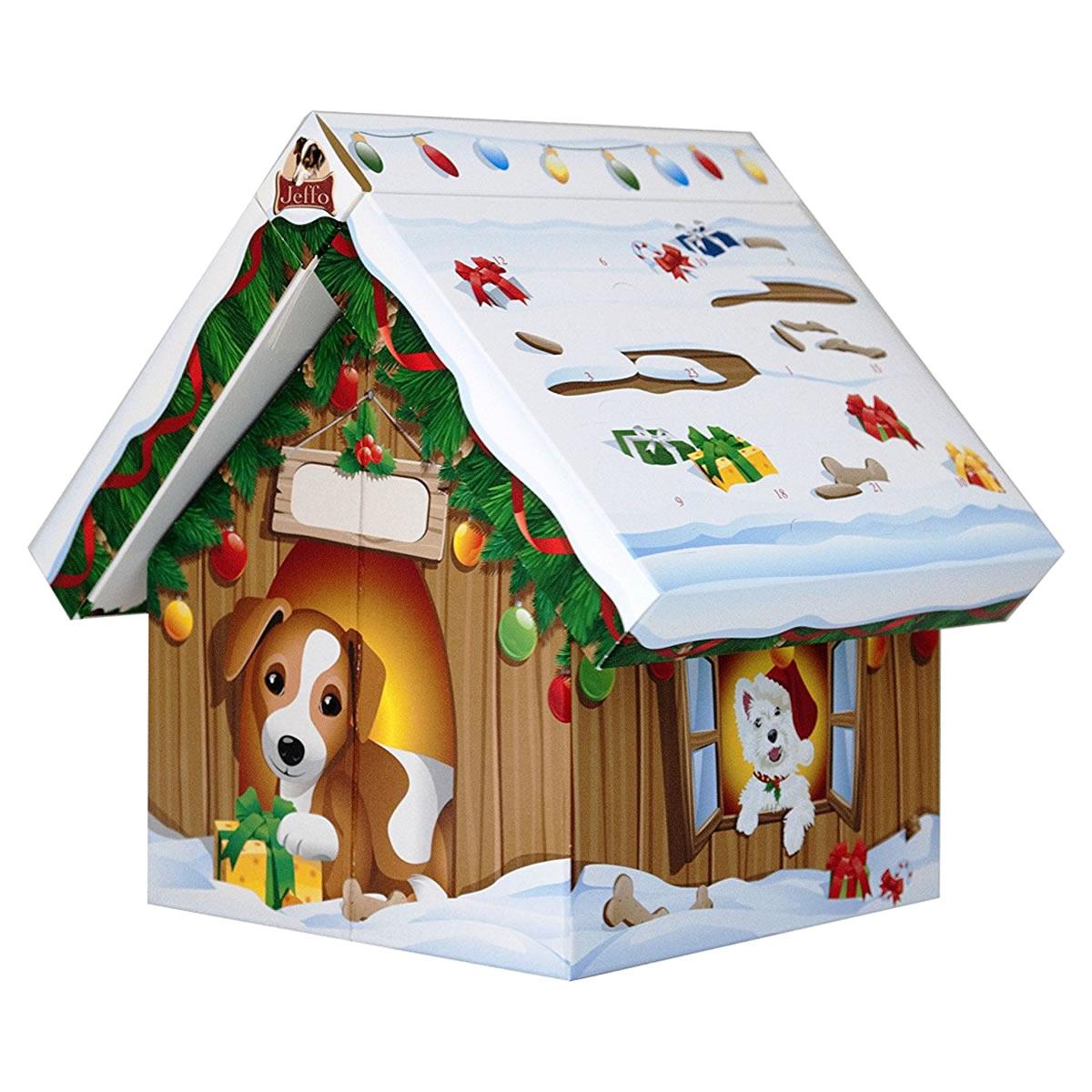 jeffos bio adventsh uschen adventskalender f r hunde. Black Bedroom Furniture Sets. Home Design Ideas