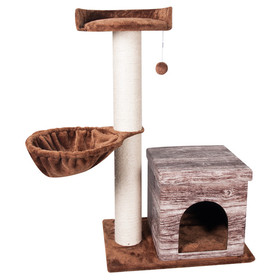 kratzb ume kratzb ume zubeh r zubeh r f r drinnen katzen. Black Bedroom Furniture Sets. Home Design Ideas
