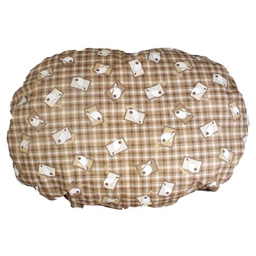 karlie kissen mit rei verschluss jetset. Black Bedroom Furniture Sets. Home Design Ideas