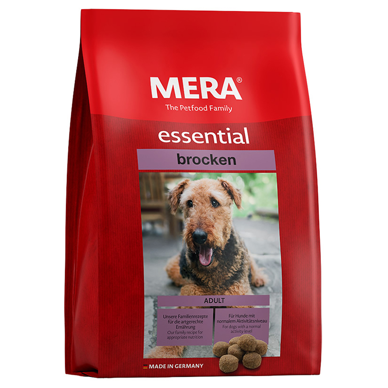 mera dog essential brocken 12 5 kg. Black Bedroom Furniture Sets. Home Design Ideas