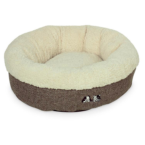 nobby donut alba braun f r hunde. Black Bedroom Furniture Sets. Home Design Ideas