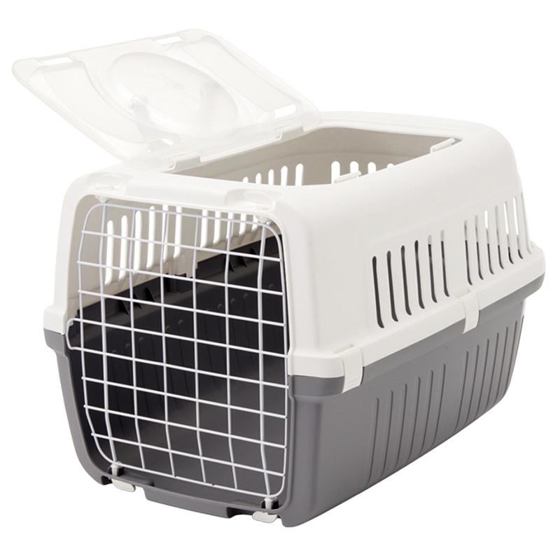 nobby transportbox zephos 2 open f r hunde. Black Bedroom Furniture Sets. Home Design Ideas