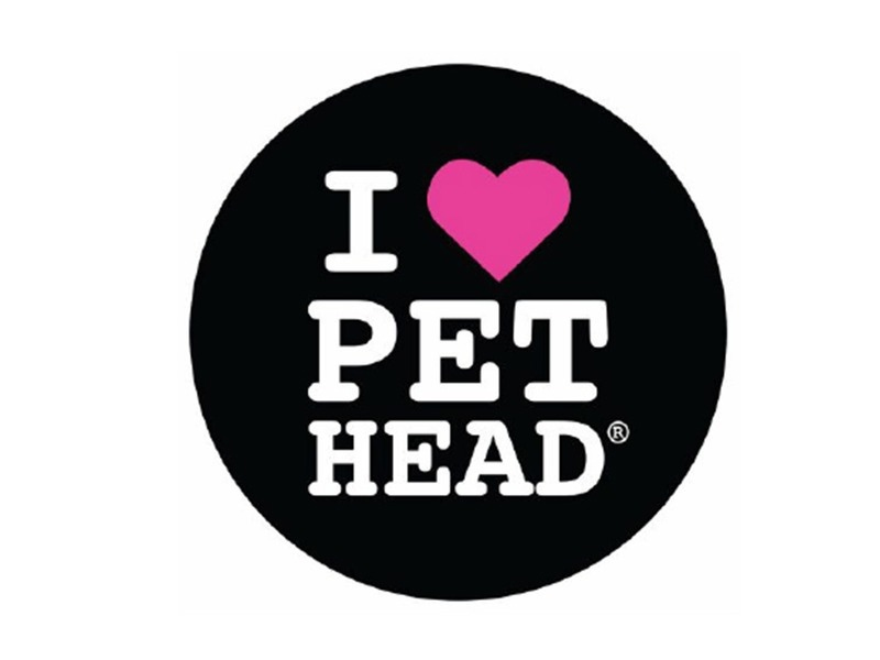 Logo von PET HEAD