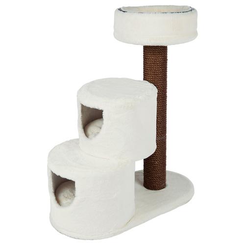 trixie rascador santino blanco nuevo ebay. Black Bedroom Furniture Sets. Home Design Ideas