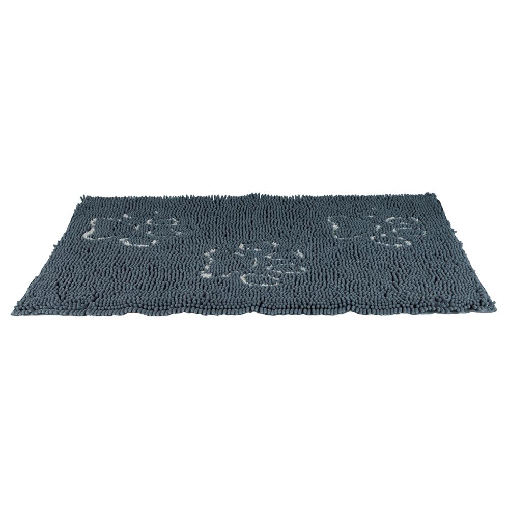trixie schmutzfangmatte wasserdicht grau. Black Bedroom Furniture Sets. Home Design Ideas
