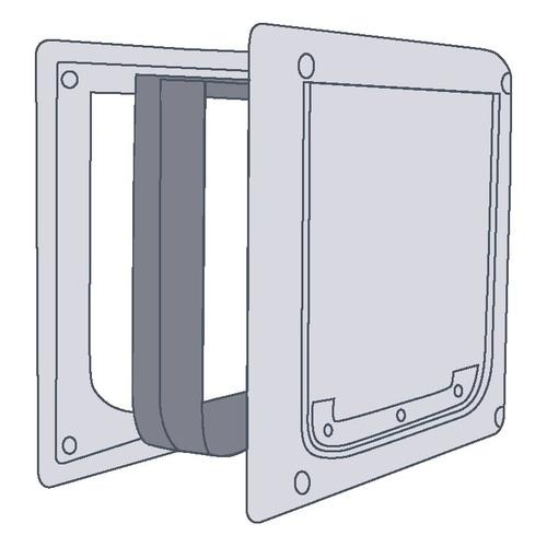 trixie tunnelelement f r 2 wege freilauft r xs s wei. Black Bedroom Furniture Sets. Home Design Ideas