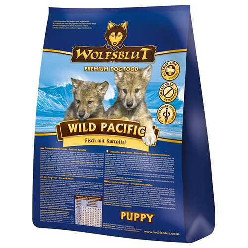 wolfsblut wild pacific puppy 15 kg. Black Bedroom Furniture Sets. Home Design Ideas