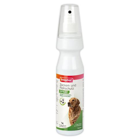 Zecken und Flohschutz Spray für Hunde 150 ml